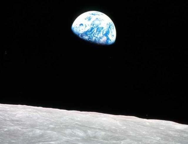 earth rise two