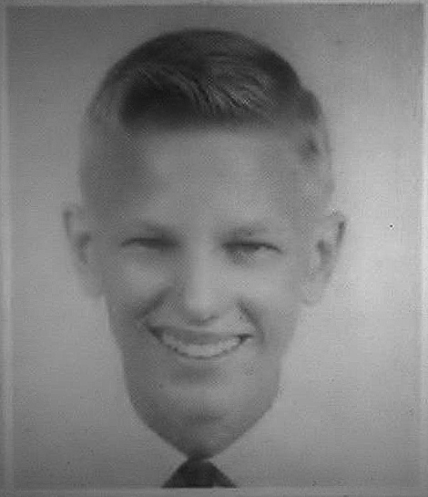 Junior Class Portrait of Randall Robbins, 1939-1981